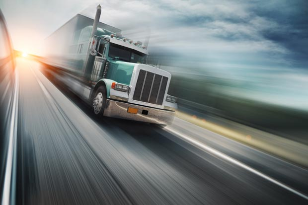 Truck Accidents in San Bernardino